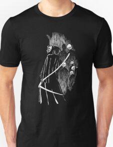 Grim Crew white Unisex T-Shirt