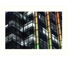 modern office building Art Print