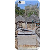 A Small Namibian Village iPhone Case/Skin