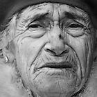 Old Woman by Elaine Short