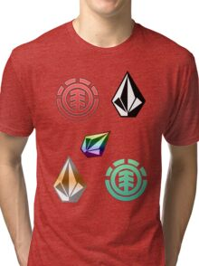 Volcom Element Collaboration Tri-blend T-Shirt