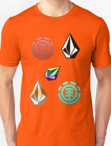 Volcom Element Collaboration Unisex T-Shirt