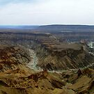 Panorama - Fish River Canyon by mamba