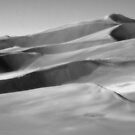 Soft Lines- Great Sand Dunes National Park, CO  by rwhitney22