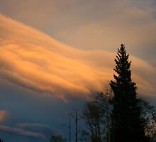Sunset over Estes Park, CO by rwhitney22