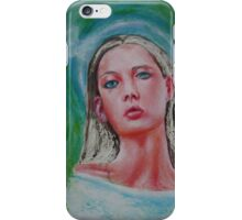 Watching Mother iPhone Case/Skin