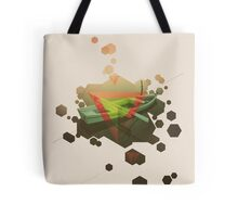 SINKING TO NEW HEIGHTS Tote Bag