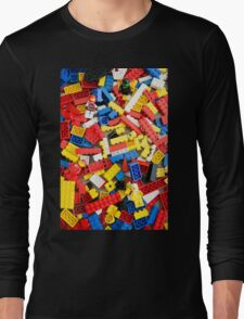 Brick Space Long Sleeve T-Shirt