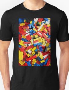 Brick Space Unisex T-Shirt