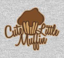 Cute Little Muffin Kids Clothes