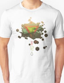 SINKING TO NEW HEIGHTS Unisex T-Shirt