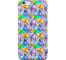 Abstract  mess iPhone Case/Skin