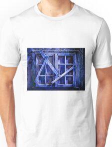 Moonlit Window Unisex T-Shirt