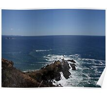 Most East point of Australia five years later Poster