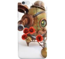 Hugo Wattleberry - Botanist - iPhone Case/Skin