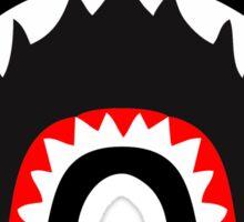 Bape Shark Sticker