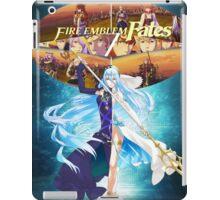 Fire Emblem Fates - Hoshido vs Nohr (Aqua Edition) iPad Case/Skin
