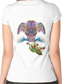 Holy Cow!!! Women's Fitted Scoop T-Shirt