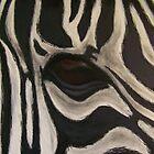 Zebra Eye2 by CharziG