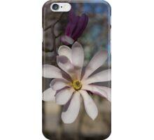 The Perfect Magnolia Blossom iPhone Case/Skin