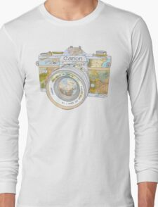 TRAVEL CAN0N Long Sleeve T-Shirt