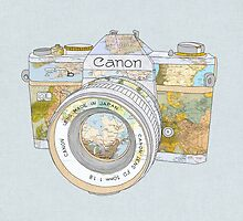Travel Canon by Bianca Green