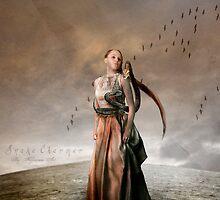 Snake Charmer by HiljaisenArt