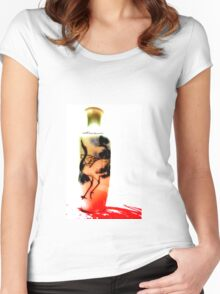 Fine China Women's Fitted Scoop T-Shirt