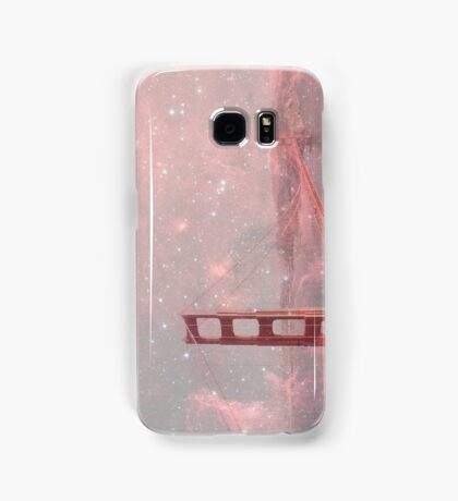 Stardust Covering San Francisco Samsung Galaxy Case/Skin