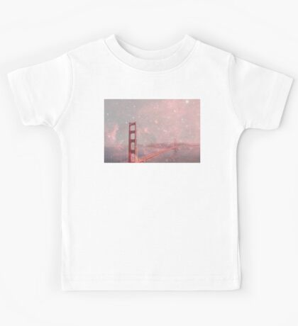 Stardust Covering San Francisco Kids Tee