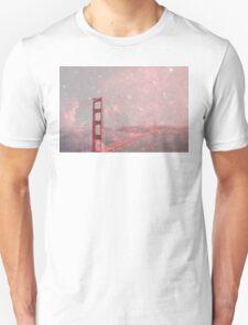 Stardust Covering San Francisco Unisex T-Shirt