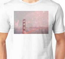 Stardust Covering San Francisco Unisex T-Shirt