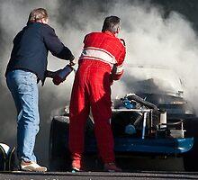 Smokin ! by Martin Creely