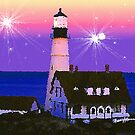 A Lighthouse for Safe Passage by anthonycaruso