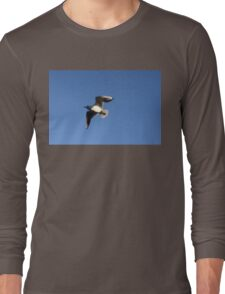 Little Gull In Flight Long Sleeve T-Shirt