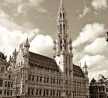 Grand Place by Day! by Gursimran Sibia
