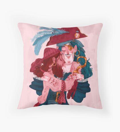 be my valentine - boys Throw Pillow