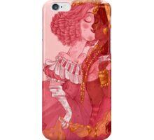 be my valentine - girls iPhone Case/Skin