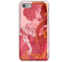 be my valentine - girls iPhone Case/Skin
