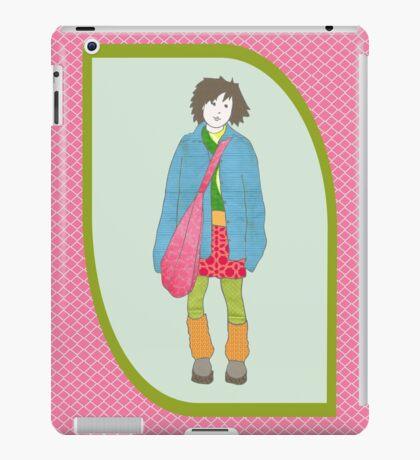 Girl Ten iPad Case/Skin