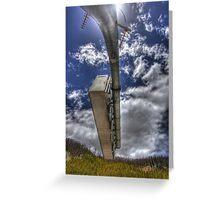2010 Denver Daytime 257 Greeting Card