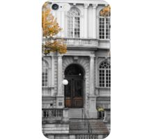 Stately Autumn iPhone Case/Skin