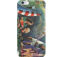Walt Disney World Resort EPCOT Center Discovery Island iPhone Case iPhone Case/Skin