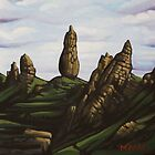 The Old Man of Storr by Jim Moore