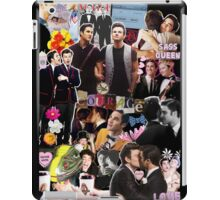 Klaine Collage iPad Case/Skin