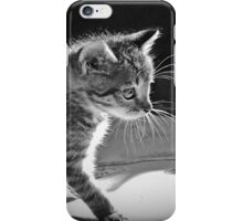 Who`s there iPhone Case/Skin