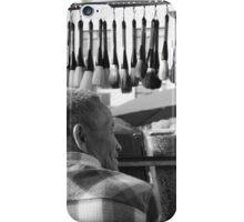 Buying Brushes, Xian iPhone Case/Skin