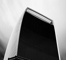 Walkie Talkie Building by Simon Read