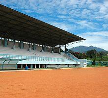 soccer podium by bayu harsa