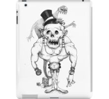 Of zombies and monsters iPad Case/Skin